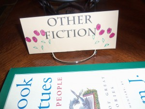 book swap - other fiction