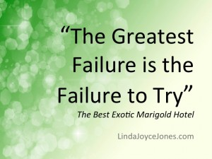 THE GREATEST FAILURE
