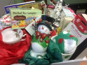 Winter Gift Basket
